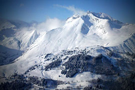 Morillon Mountain