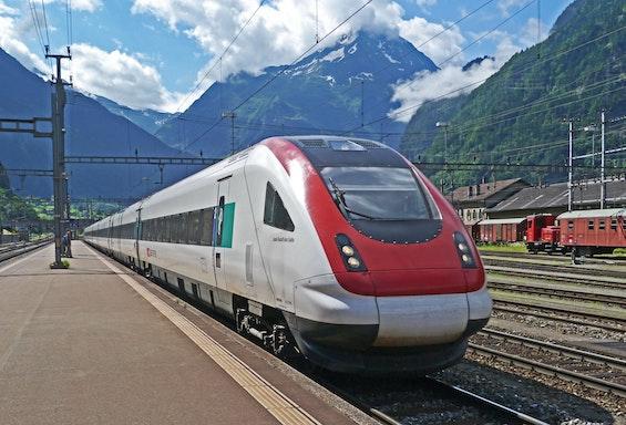The Train to Morzine