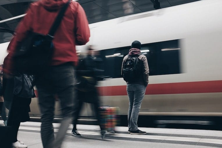 UK to Morzine on the Train