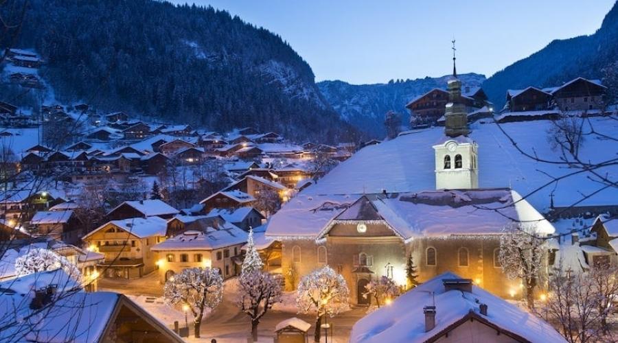 Morzine Ski Town