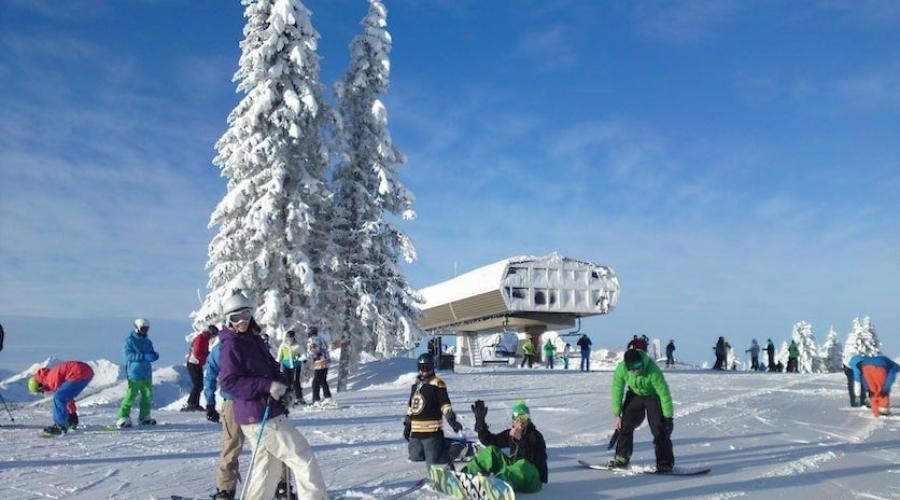Samoens Skiing